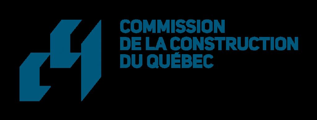 Comission de la construction Quebec Logo