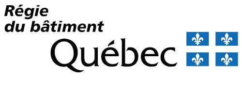 Régie du batiment Quebec Logo